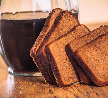 Naminė duonos gira