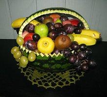 Vaisių krepšelis