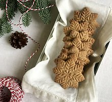 """Olandiški kalėdiniai sausainiai """"Speculaas"""""""