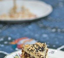 Skanus ir lengvai pagaminamas varškės pyragas su aguonomis