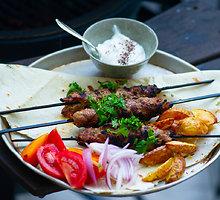 Avienos kebabai lyg iš Artimųjų Rytų