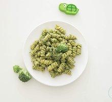 Makaronai su veganišku brokolių pesto