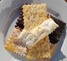 "Itališki karnavalo saldumynai ""plepalai"""