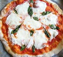 """Tikra neapolietiška pica """"Margherita"""""""