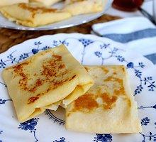 Lietiniai su sūriu ir vištiena