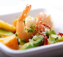 Egzotiškos salotos