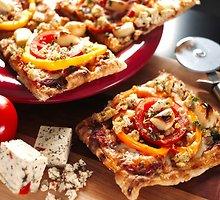 Daržovių pyragas