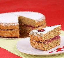 Grikių tortas