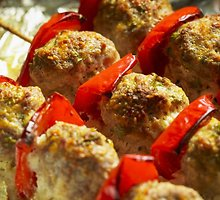Maltos mėsos vėrinukai