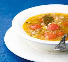Jūros gėrybių sriuba
