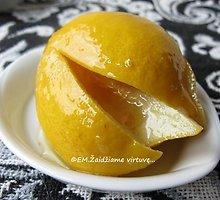 Sūdytos citrinos. Absoliutus gėris