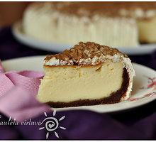 Niujorko sūrio tortas