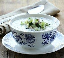 Pikantiška riešutų sriuba