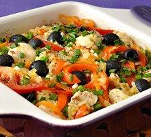 Vegetarinis ryžių troškinys