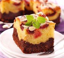 Marmurinis pyragas su kakava