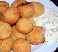 Bulvių ir varškės kukuliai