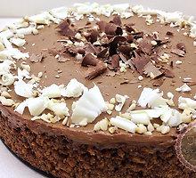 Ekologiškas šokoladinis tortas
