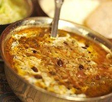 """Kaukazietiška aštri vegetarinė ryžių ir pomidorų sriuba – """"Charčo"""""""