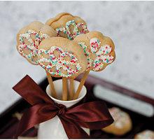 Sausainiai – saldžios gėlės