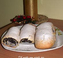 Trapusis šlapias aguonų pyragas