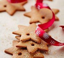 Vaniliniai sausainiai su medumi