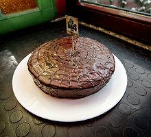 Labai šokoladinis tortas