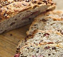 Naminė duona su kumpiu
