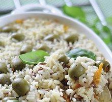 Ryžiai su alyvuogėmis