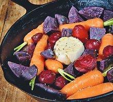 Keptos daržovės