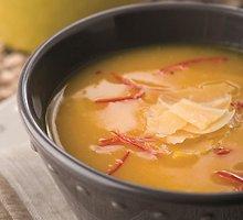 Aštrioji moliūgų sriuba