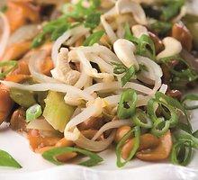 Kiniškos daržovės