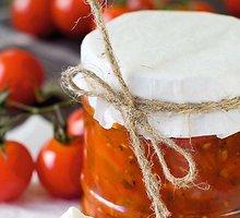 Pomidorų ir paprikų čatnis