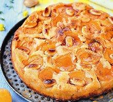 Sviestinės tešlos pyragas
