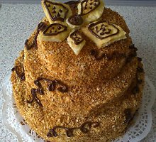 "Nuostabusis tortas ""Napoleonas"""