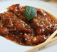 Kiniška vištiena su krakmolu