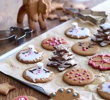 Kalėdiniai imbieriniai meduoliai