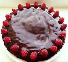 Pats gardžiausias šokoladinis pyragas
