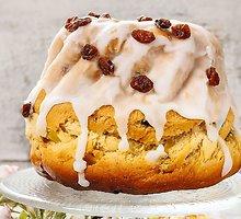 Bemielis Velykų pyragas