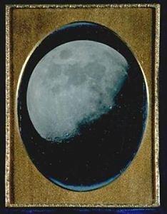 Middlebury koledžo meno muziejaus nuotr./Johno Whipple'o Mėnulio nuotrauka