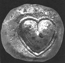 Wikipedia Commons nuotr./Moneta, ant kurios vaizduojamas silfijaus lapas