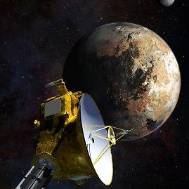 """Scanpix/ New Horizons/NASA nuotr./Zondas """"New Horizons"""" menininko akimis"""