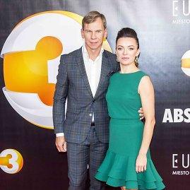 Luko Balandžio / 15min nuotr./TV3 sezono atidarymo svečiai