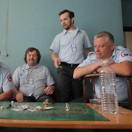Pauliaus Zavadskio nuotr./Simas Lindešis (antras iš dešinės)