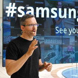 """Organizatorių nuotr./""""Samsung Challenge"""" mokymai"""