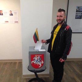 Tomas Vytautas Raskevičius1