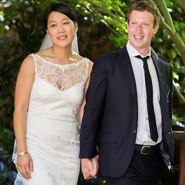"""Reuters""/""Scanpix"" nuotr./Markas Zuckerbergas ir Priscilla Chan"
