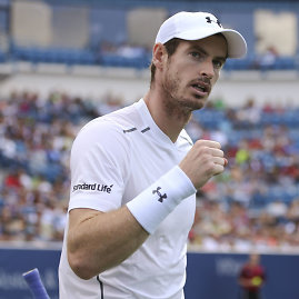 """Scanpix"" nuotr./Andy Murray"