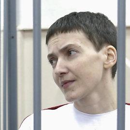 """""""Reuters""""/""""Scanpix"""" nuotr./Nadia Savčenko"""