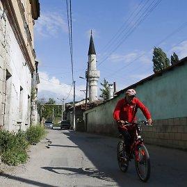 """""""Reuters""""/""""Scanpix"""" nuotr./Okupuoto Krymo totoriai kenčia priespaudą"""