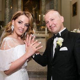 15min nuotr./Viktorija Nenartovič ir Jevgenijus Babincevas